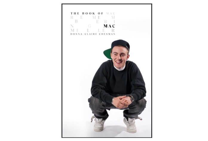 Trajetória de Mac Miller será celebrada em novo livro