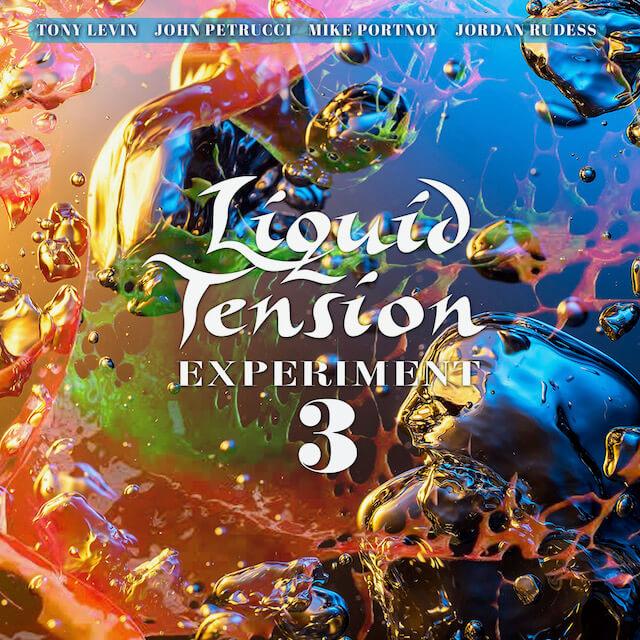 """Liquid Tension Experiment - """"LTE3"""""""