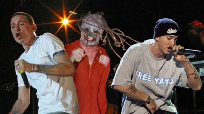 Linkin Park, Slipknot e Eminem estão juntos em novo mashup incrível