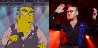 Morrissey dá resposta aos Simpsons