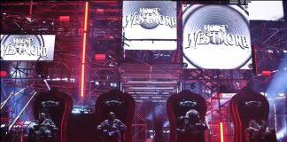 Supergrupo de Rap Mt. Westmore realiza sua primeira apresentação