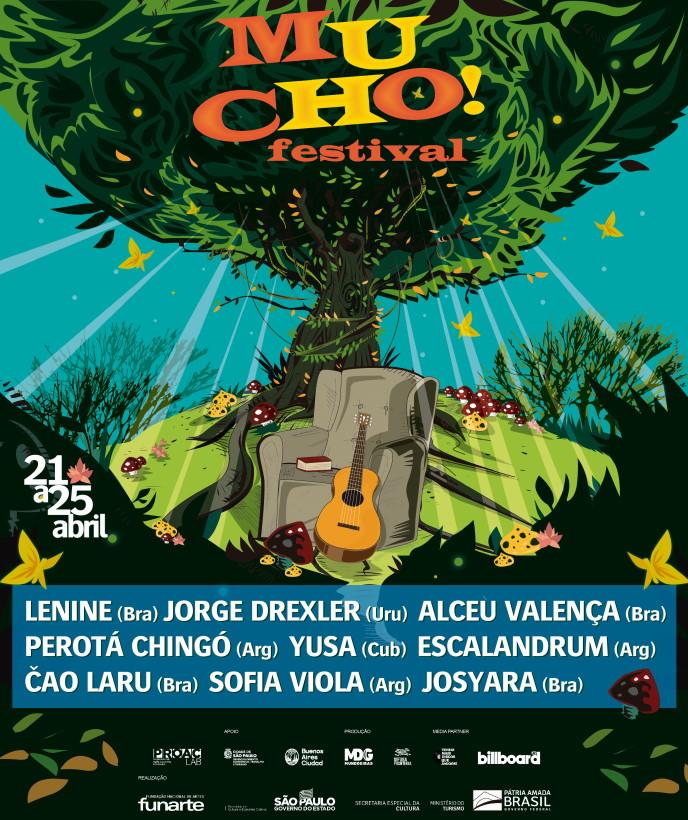 MUCHO! Festival