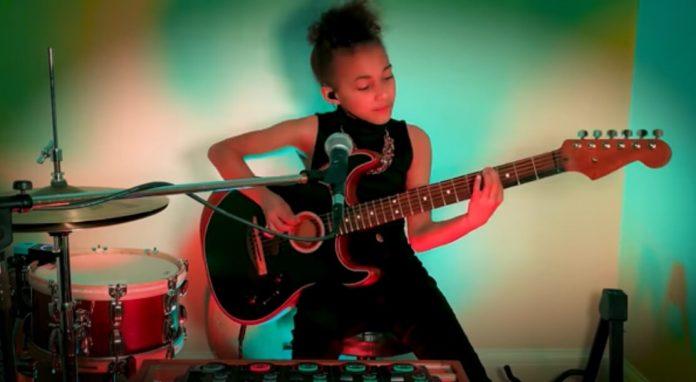 Pixies elogia cover incrível de Nandi Bushell para