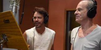 """Cazuza é homenageado com nova versão de """"Brasil"""" gravada por Ney Matogrosso e Almério"""