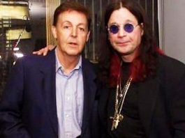 Paul McCartney e Ozzy Osbourne
