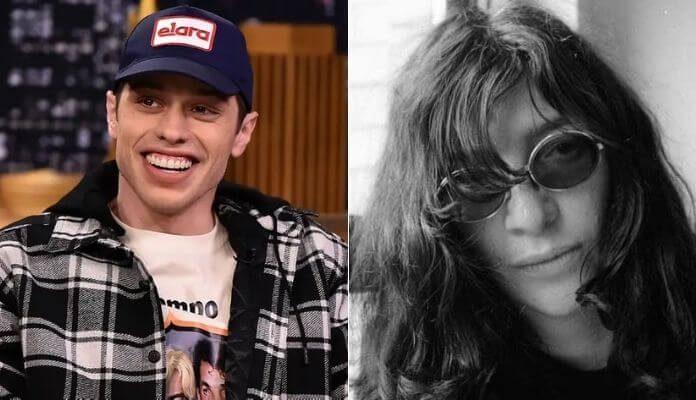 Pete Davidson e Joey Ramone