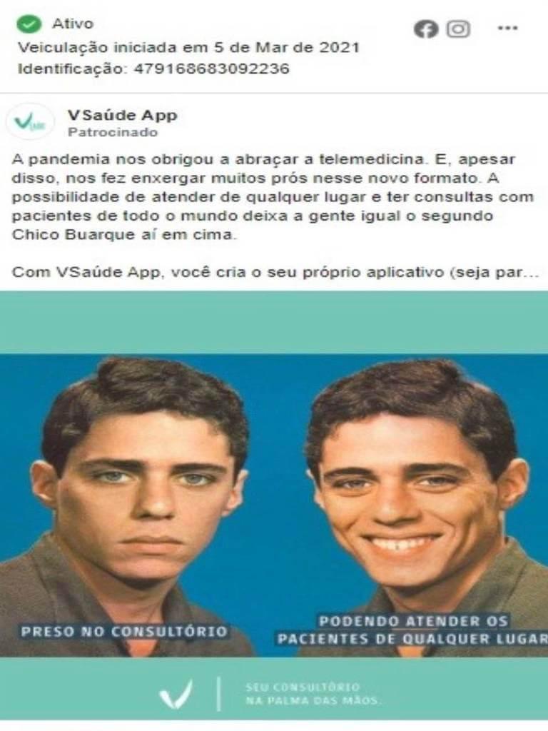 Processo de Chico Buarque
