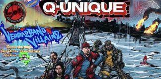 "Q-Unique feat. Taking Back Sunday, DJ Eclipse & Cappadonna - ""Verrazzano Villains"""