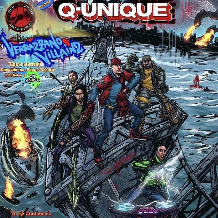 Q-Unique feat. Taking Back Sunday, DJ Eclipse & Cappadonna -