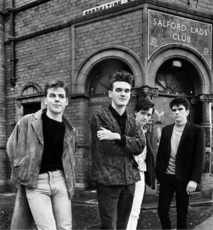 The Smiths no Salford Lads Club