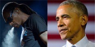 Snoop Dogg sugere em nova música que fumou maconha com Barack Obama