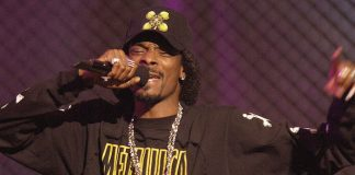 Snoop Dogg cantando Metallica
