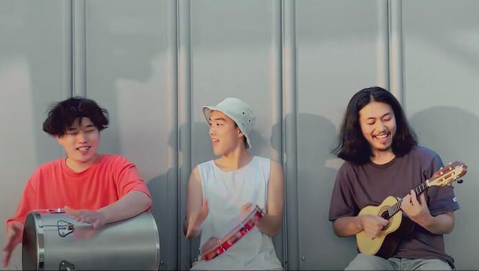 tell a tale, grupo de pagode coreano