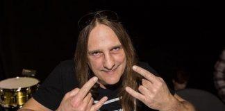Tom Hunting, baterista do Exodus, está lutando contra um câncer no estômago