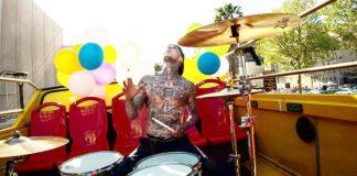 Travis Barker, do blink-182
