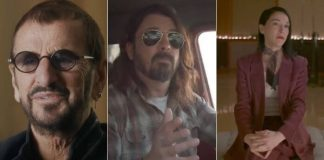 "Ringo Starr, Dave Grohl e St. Vincent em trailer de ""What Drives Us"""