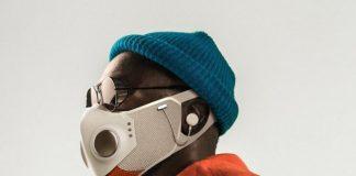 Will.I.Am lança máscara facial futurista com Bluetooth