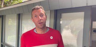 Chris Martin, do Coldplay