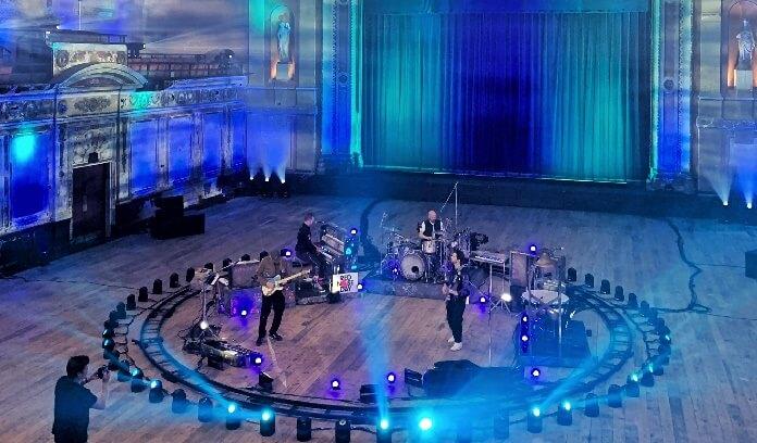 Coldplay em live no TikTok