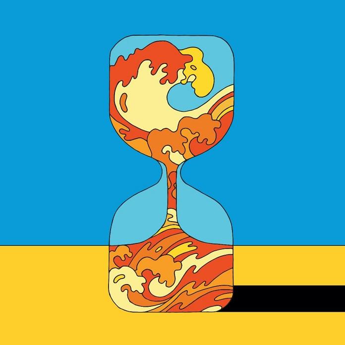 """Capa de """"Cyclorama"""", novo disco do duo Polo & Pan"""