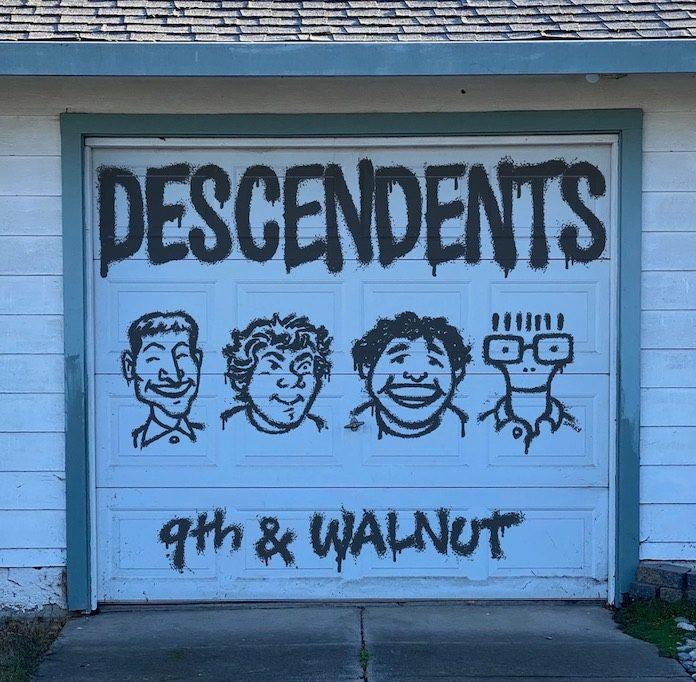 Descendents - 9th & Walnut capa