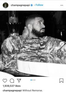 Drake champagnepapi