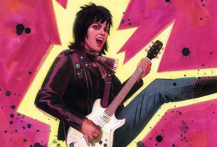 Joan Jett em quadrinhos