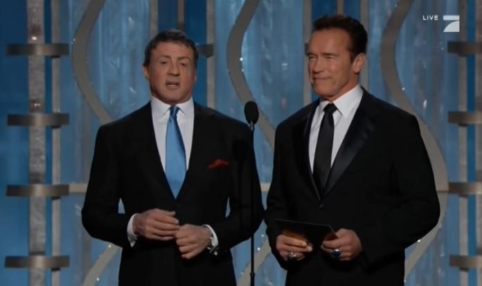 Sylvester Stallone e Arnold Schwarzenegger