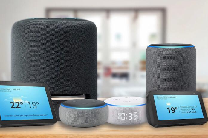 Alexa, da Amazon