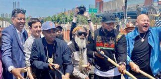 Lendas do Rap participam de inauguração do local do Museu Universal do Hip Hop