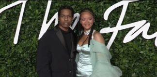A$AP Rocky e Rihanna