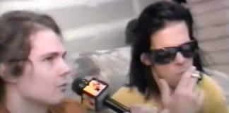 Billy Corgan entrevistando Nick Cave