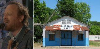 The Black Keys no Blue Front Café