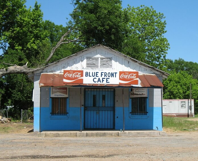 Blue Front Café