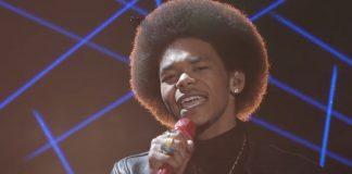 Cam Anthony canta Bon Jovi no The Voice EUA