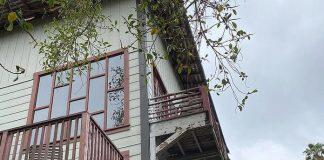 Antiga casa de Kurt Cobain e Courtney Love