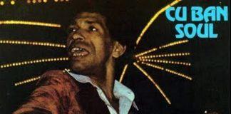 Cassiano na capa do disco Cuban Soul
