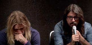 Dave Grohl e Taylor Hawkins falam sobre Chris Cornell