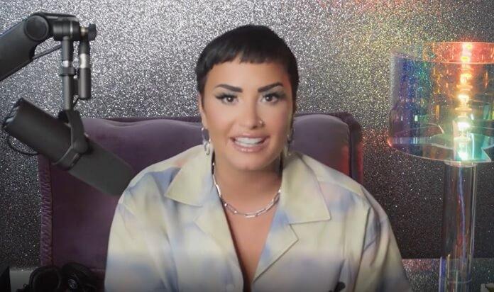 Demi Lovato revela que se identifica como uma pessoa não-binária