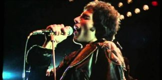 Freddie Mercury, do Queen
