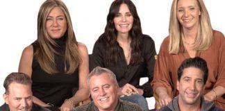 Entrevista com o elenco de Friends
