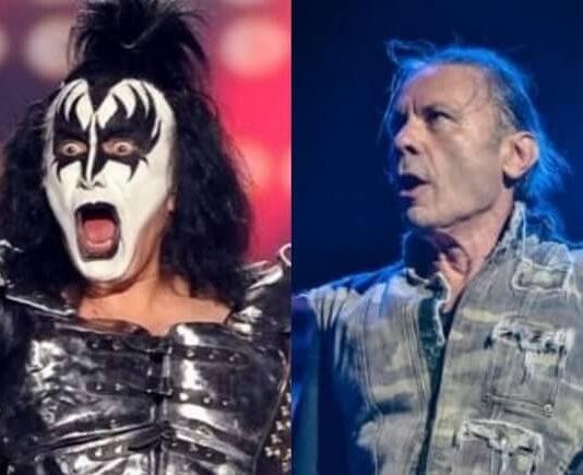 Gene Simmons critica Hall da Fama do Rock por ausência de Iron Maiden e RATM