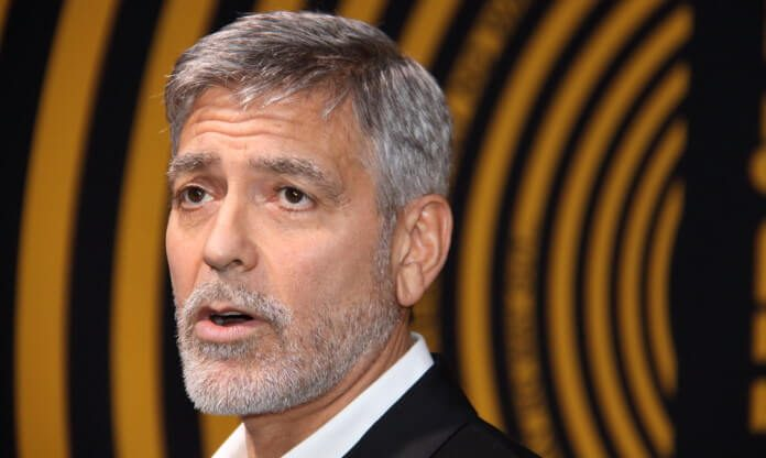 George Clooney em 2019
