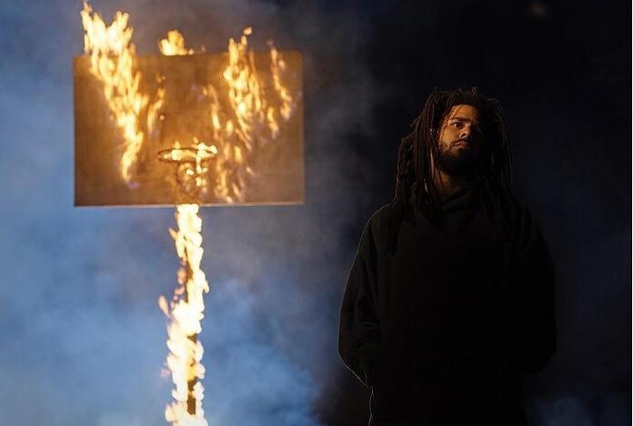 J. Cole trava Spotify com o lançamento do seu novo disco
