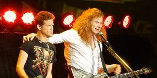 """Jason Newsted """"não está se juntando ao Megadeth"""", diz esposa do ex-baixista do Metallica"""