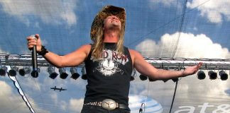 Johnny Solinger, ex-vocalista do Skid Row