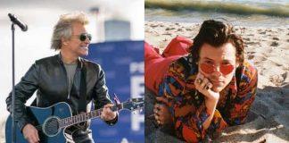 "Jon Bon Jovi faz cover de ""Watermelon Sugar"", sucesso de Harry Styles"