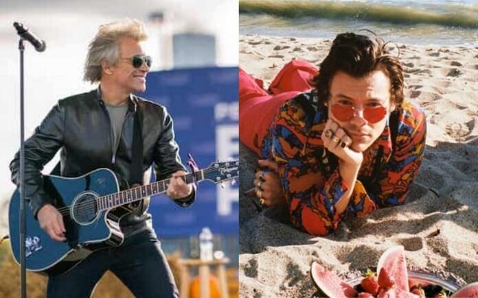 Jon Bon Jovi faz cover de