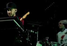 blink-182 e Linkin Park juntos