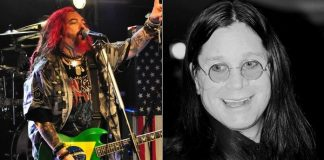 Max Cavalera e Ozzy Osbourne